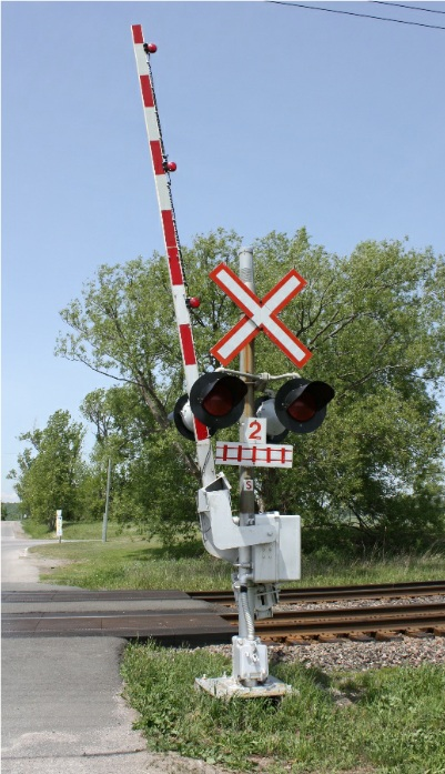 Level Crossing 700 pixels